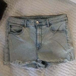 American Eagle size 12 jeans shorts